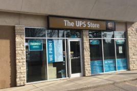 Localisateur de centres the ups store
