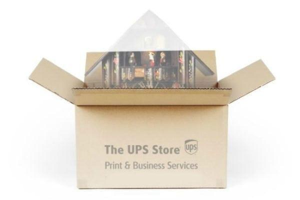 Comment emballer et expédier des œuvres encadrées
