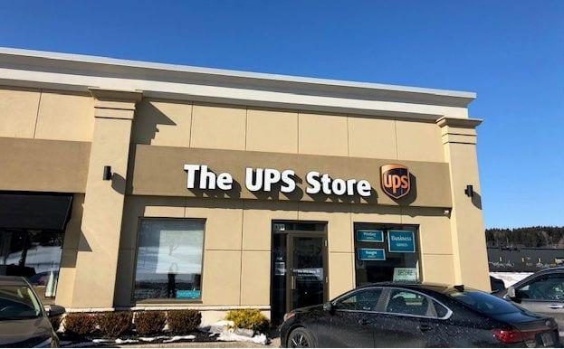 the ups store 200 saint john