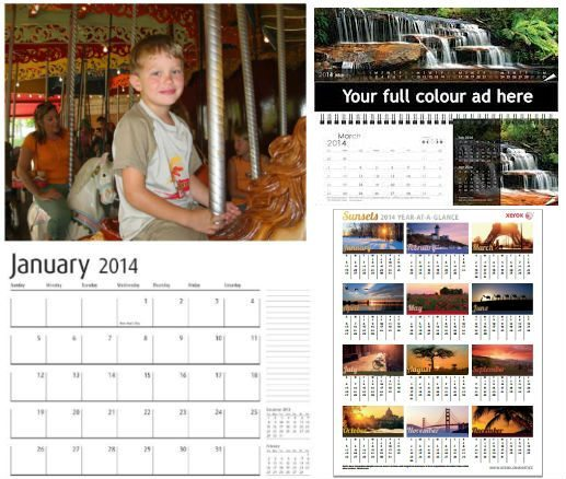 personalized calendar template
