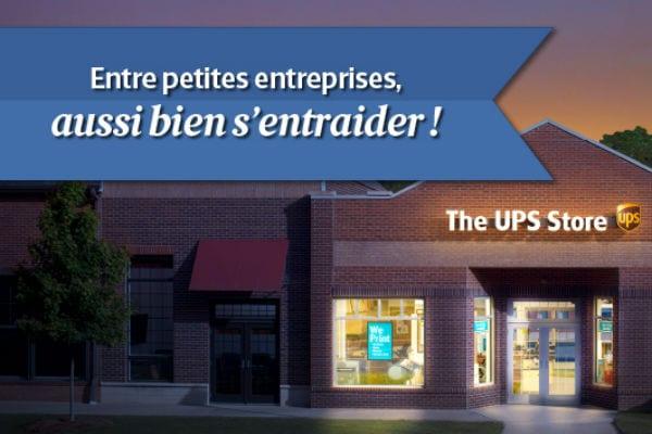Voici comment The UPS Store peut vous aider